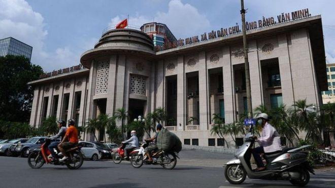 Việt Nam, ngân hàng
