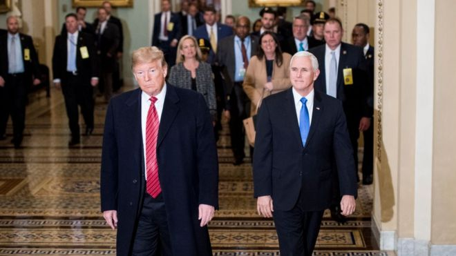 Mỹ, Donald Trump