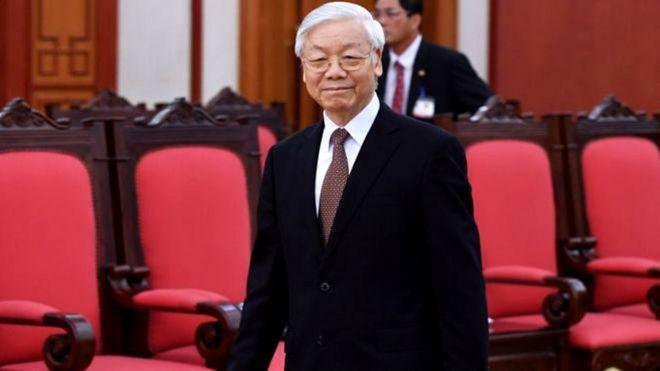 TBT Đảng Cộng sản Nguyễn Phú Trọng