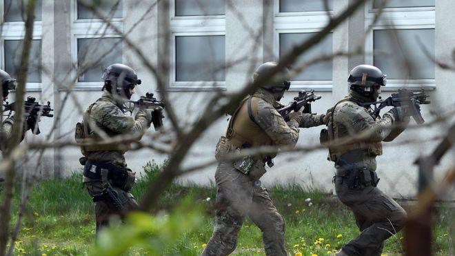Cảnh sát Ba Lan
