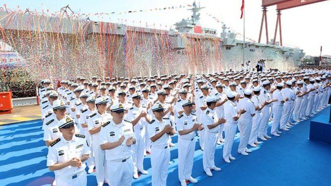 Trong năm 2020, Bắc Kinh sẽ vẫn thị uy sức mạnh để khẳng định ưu thế của nuớc này ở Biển Đông?