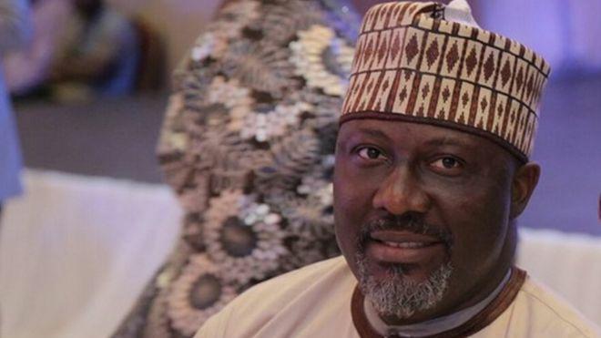Ko Buhari bai isa ya hana ni fadar gaskiya ba – Dino - BBC News Hausa