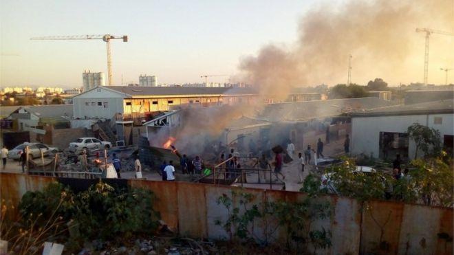 نزوح مئات الأسر الليبية من جنوب طرابلس هربا من الاشتباكات