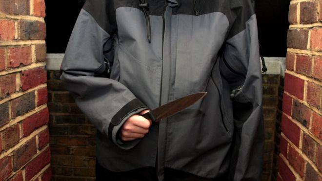 0fdf957c3b Councils find 'shocking' knife sales to children - BBC News