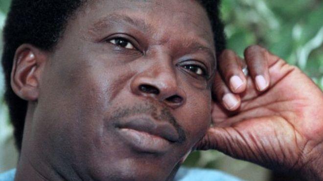 c090331859ac6 Image caption فوتانغا باباني سيسوكو لم يدخل السجن يوما واحدا لممارسة