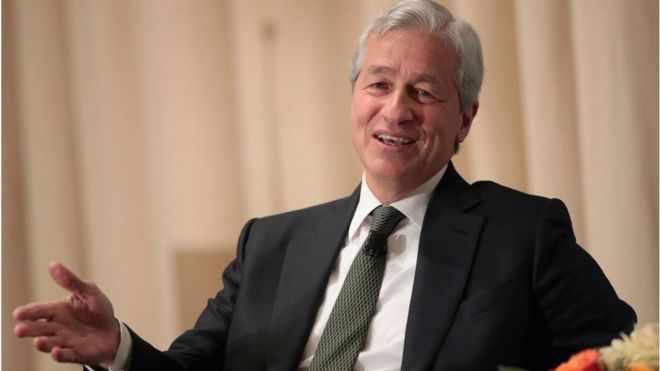 JP Morgan creates first US bank-backed crypto-currency - BBC News
