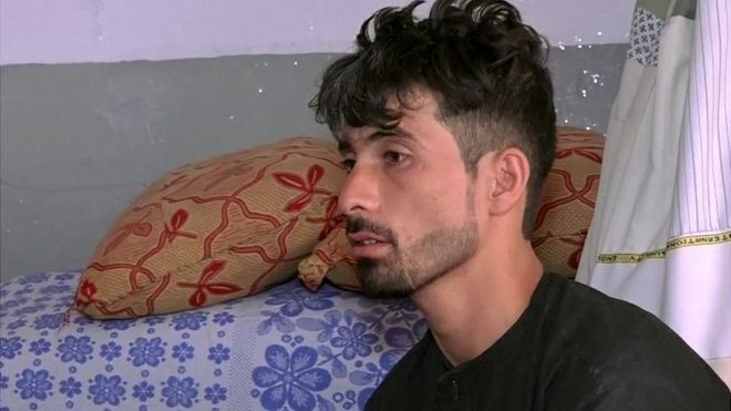f6070ebe1 Kabul wedding blast: Groom has 'lost hope' after deadly attack - BBC ...