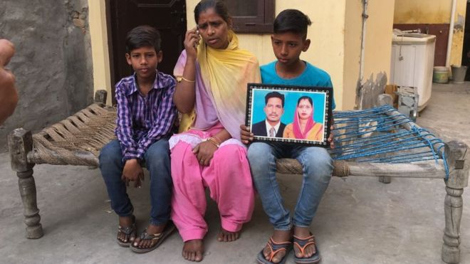 Families Of IS India Victims Learned Of Deaths On Television