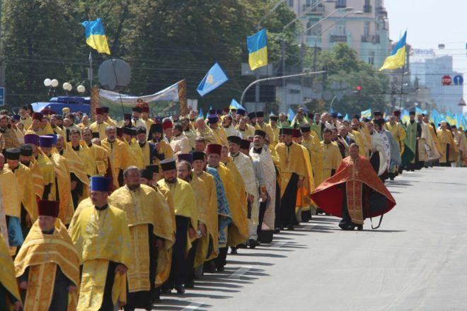 Українські священники