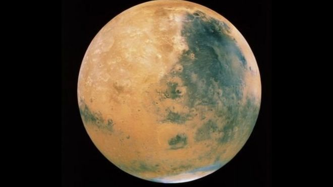 """اكتشاف """"مثير"""" لبحيرة على سطح المريخ _102685787_538ccbd0-00cf-466e-b4e3-6b2ed9050bd0"""