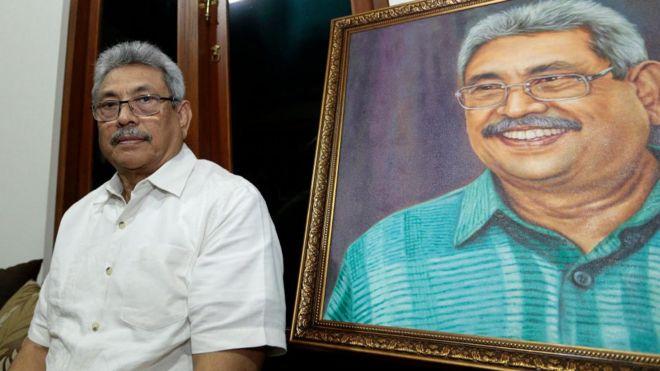 Gotabhaya Rajapaksa, Madaxweynaha awoodda badan ee Sri Lanka