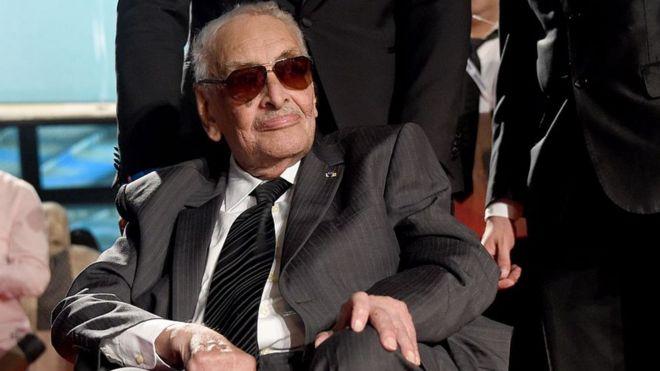 وفاة الفنان المصري جميل راتب عن عمر يناهز 92 عاما