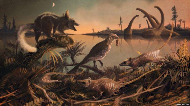 Resultado de imagen de Los fósiles más antiguos de seres vivos