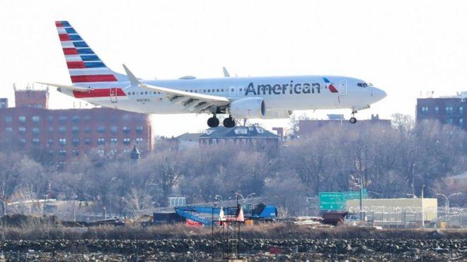 Ndege ya American Airlines