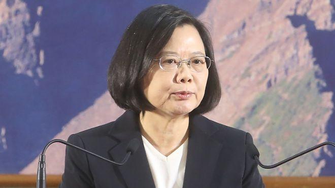 2018年年底的九合一地方選舉是否會成為台灣總統蔡英文的期中考?