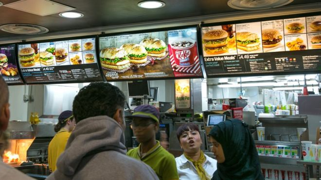 Could barristers earn more working in McDonald's? - BBC News