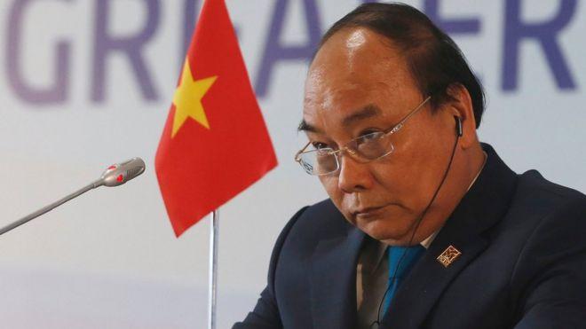 Thủ tướng VN Nguyễn Xuân Phúc