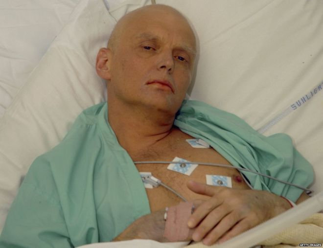 Polonium 210 As Terror Weapon >> Litvinenko A Deadly Trail Of Polonium Bbc News