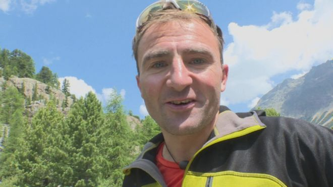 Ueli Steck (file photo)