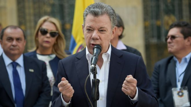José Manuel Santos.