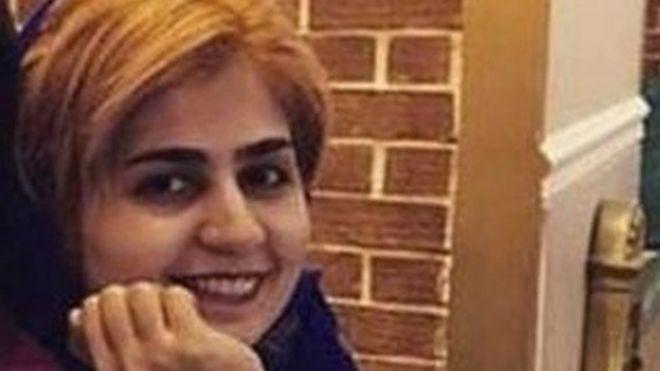 سپیده قلیان، فعال اجتماعی به همراه برادرش 'بازداشت' شد