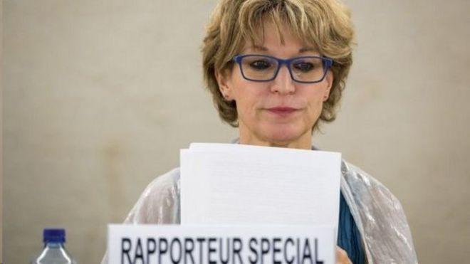 ارائه گزارش 'قتل خودسرانه' قاسم سلیمانی و استفاده از پهپادها به شورای حقوق بشر سازمان ملل