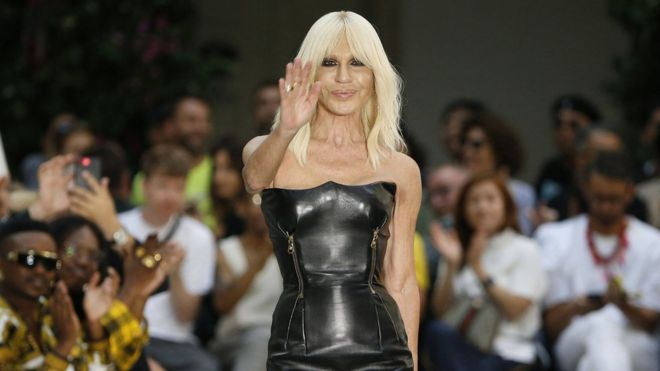 Michael Kors tipped to buy Ver...