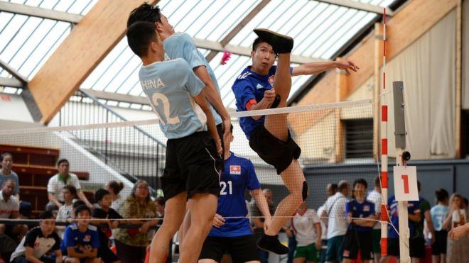 Đội Hong Kong đã loại Trung Quốc ra khỏi trận chung kết để vào gặp đội Việt Nam và xếp thứ hai toàn đoàn.