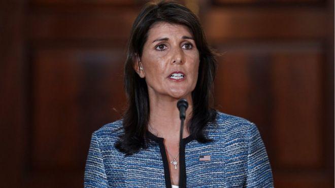 Bà Haley: Hội đồng bảo vệ những nước vi phạm nhân quyền
