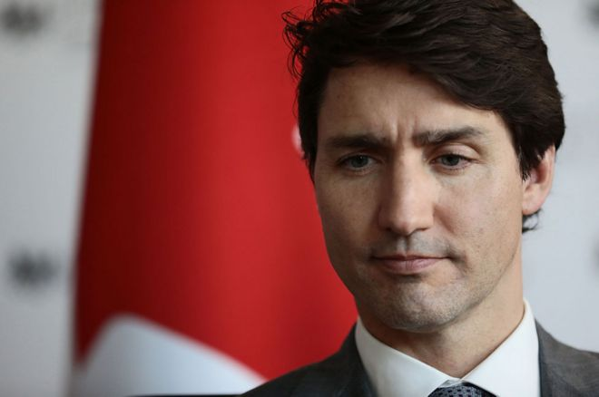 From Mad World News Via Conservative >> Justin Trudeau Three Challenges Facing Him In 2019 Bbc News