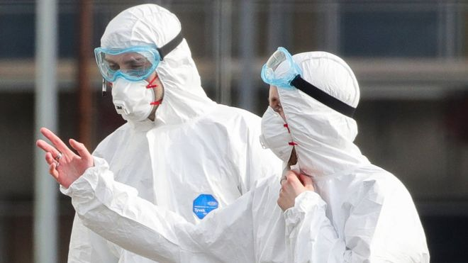 Статистика заражения коронавирусом в России на 5 июня (обновлено)