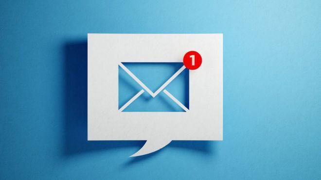 Icono de correo.