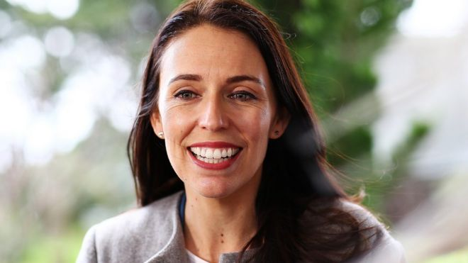 Jacinda Ardern Stardust Ousts Experience In New Zealand Bbc News