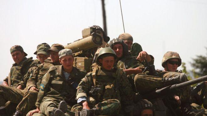 Принуждение грузии к миру реферат 7826