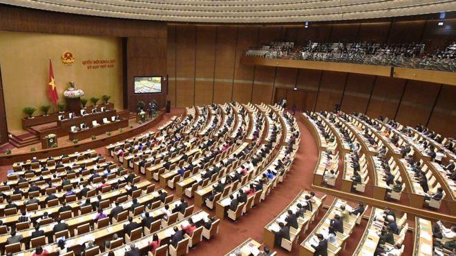 Quốc hội Việt Nam sẽ bỏ phiếu về Dự án Luật Đơn vị hành chính - kinh tế đặc biệt