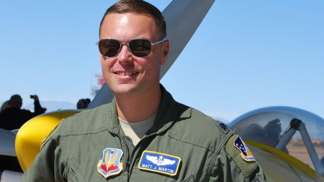 Air Force Drone Pilot >> The Us Air Force S Commuter Drone Warriors Bbc News
