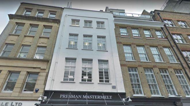 Pressman Mastermelts building