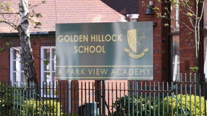 Golden Hillock School