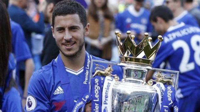 Zan amsa kiran Real Madrid - Hazard - BBC News Hausa