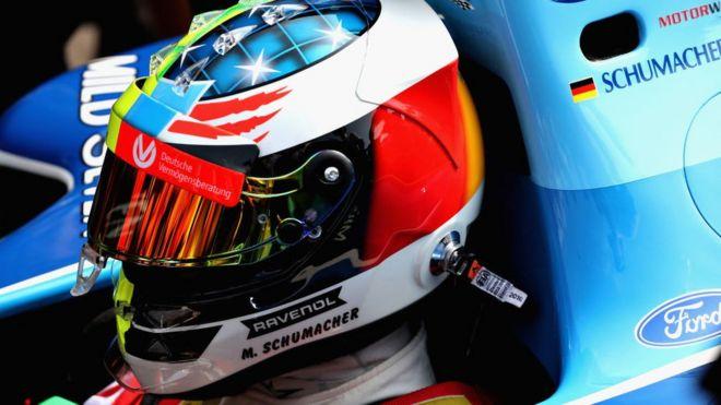M Schumacher