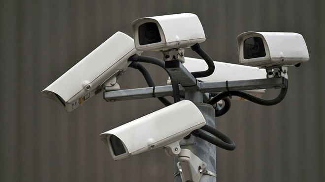 Borders CCTV camera upgrade 'not value for money' - BBC News