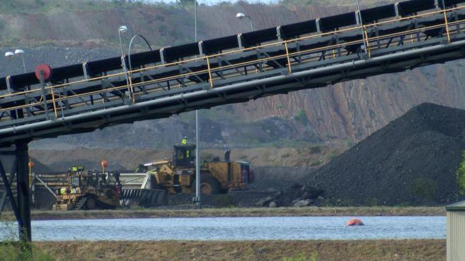 Carmichael Project Visiting Australias Controversial Adani Mine