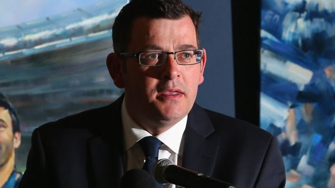 Victoria's government, led by Daniel Andrews, has raised concerns over the proposal