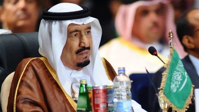 Suudi Arabistan Kralı Selman üst düzey komutanları görevden aldı