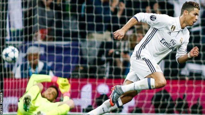 Ronaldo 'na son barin' Real Madrid - BBC News Hausa