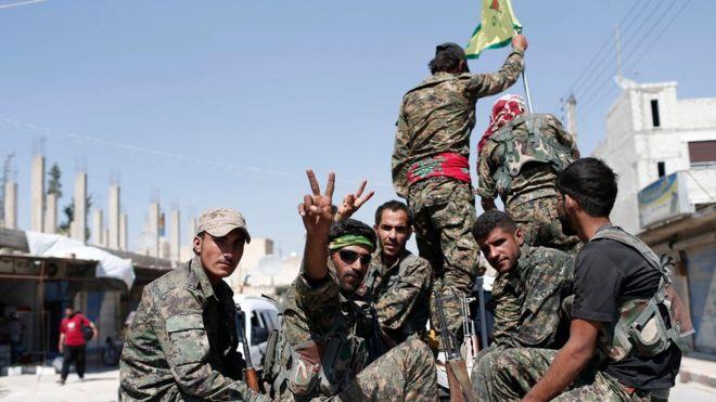 Suriyeli Kürt siyasi yetkili Times gazetesine konuştu: 'Türkiye saldırırsa sonuna kadar direniriz'