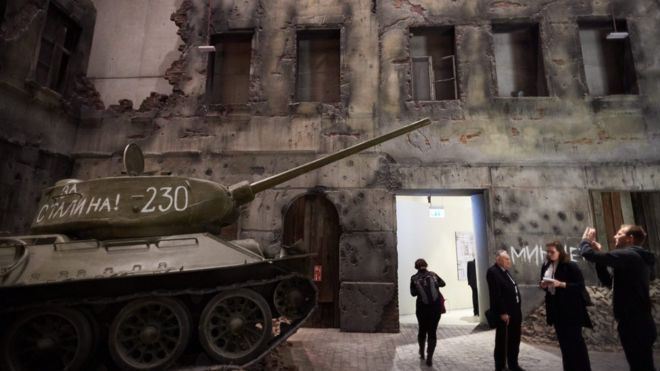 polish government wins standoff over gdansk war museum bbc news