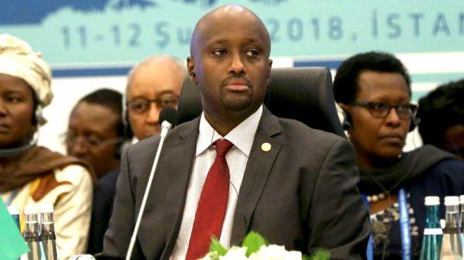 Olivier Nduhungirehe