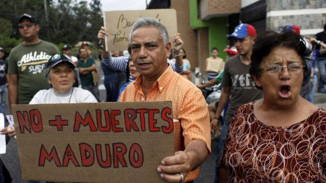 Resultado de imagen para maduro situacion crisis venezuela