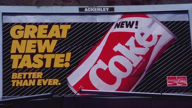 Resultado de imagen de new coke